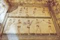 Mosaic of Ten Athletic Women, Villa Romana del Casale