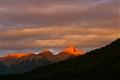 First light-Rocky Mt