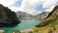 Mt Pinatubo's Crater Lake