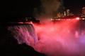 Just a fun shot of Niagara Falls at night....