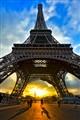 Bonjour, La Tour Eiffel