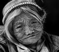 Sagada Tribeswoman