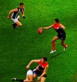 Australian Rules football - Collingwood vs. Melbourne