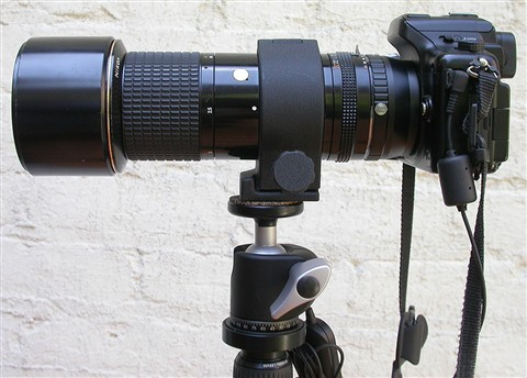GH2 + Nikon 300mm L s