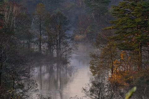 Nakase Pond, Aizu Dawn 6
