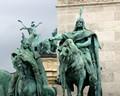 Heros Square,  Budapest