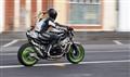 Battle of the streets 2013, street circuit motorbike races