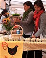 The Egg Sisters - Portland Oregon Farmer's Market USA