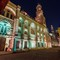 The Beauty of Old Cairo, Egypt (El Moez St. at Night)