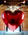 A really big heart