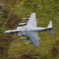 Taken in the Snowdonia National Park, in an area known to military aircrew as The Mach Loop.