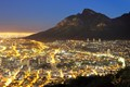 Cape Town and Table Mountain , Western Cape, South Africa