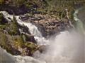 chaos of water - hetch hetchy dam