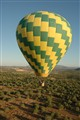 Balloon over Sedona