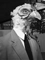 Chicken Man from Canada - Venice Bienale 2007