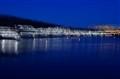 Boathouse Row Blur