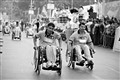 Mumbai Marathon 2012 - The handicap race..