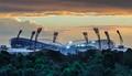 Sydney Olympic Sports Stadium