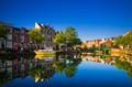 Blue Skies In Haarlem
