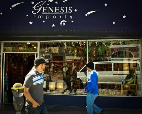 Genesis Scene