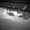 Chairs in Tuileries Garden