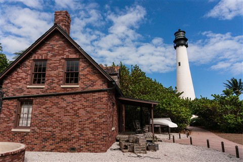 Lighthouse and Keeper's House