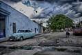 Driving through Matanzas Cuba