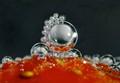 Fizzy bubbles