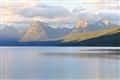 Lake McDonald Dusk