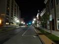 downtown Lockport 1am