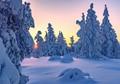 Polar night beginning