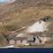 Glensanda Quarry from Lismore