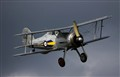 Battle of Britain - Gloster Gladiator, a largely forgotten minor participant