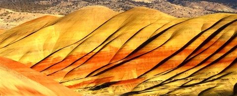PAINTED HILLS VALLEY 3