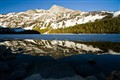 Lake Tioga, Tioga Pass Road Near Yosemite National Park