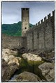 Castelgrande, XIII Century (Bellinzona, Switzerland)