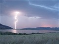 Small town lightning....