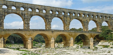 Pont du Gard - South of France