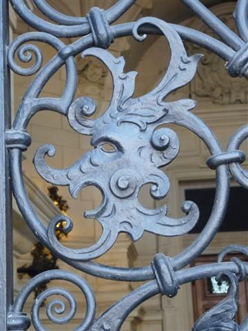 Rathaus gate