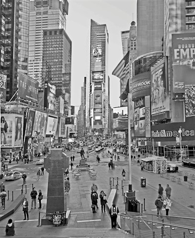 NYC Grayscale 3