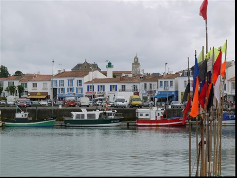 Port Joinville, Ile d'Yeu