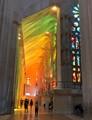 Inside Sagrada Familia