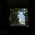 Mount Rushmore Through the Tunnel