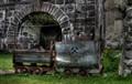Old Mining Cart