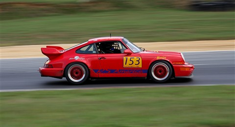 PCA Club Racing