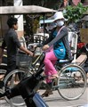Relaxed & crowded - Siem Riep Cambodia