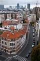 Bird's eye view of Paris - 10th floor