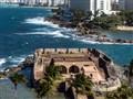 old v new San Juan, PR