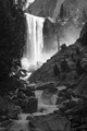 Vernal Falls and Mist Trail