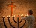 Christchurch candles